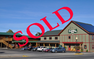 Ely MN Adventure Inn Exterior SOLD