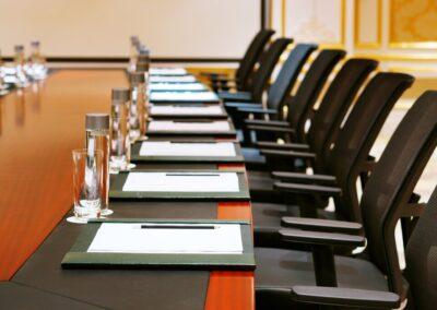 Sioux City IA Holiday Inn Meeting Room