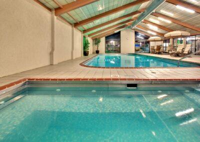 Sioux City IA Holiday Inn Pool