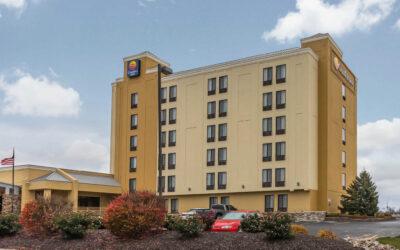 Comfort Inn SW Omaha I-80 of Omaha, NE