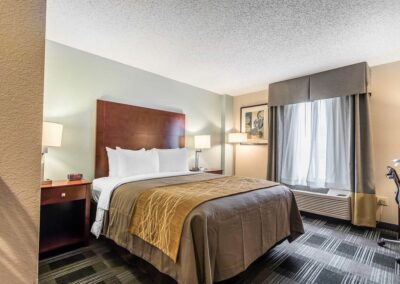 Omaha NE Comfort Inn SW Omaha I 80 Guest Room 2 1