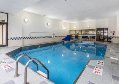 Omaha NE Comfort Inn SW Omaha I 80 Pool 1