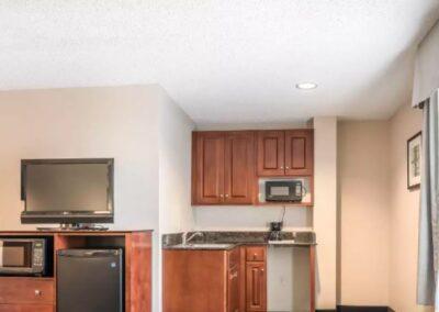 Omaha NE Comfort Inn SW Omaha I 80 Suite 1