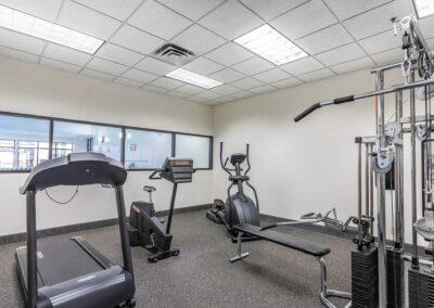 Omaha NE Comfort Inn SW Omaha I 80 fitness center