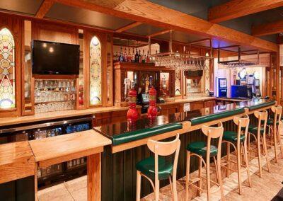 Galesburg IL Best Western Prairie Inn Bar