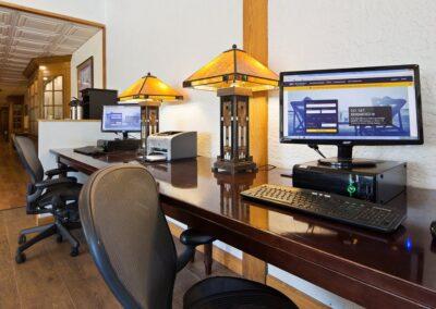 Galesburg IL Best Western Prairie Inn Business Center 2