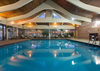 Galesburg IL Best Western Prairie Inn Pool