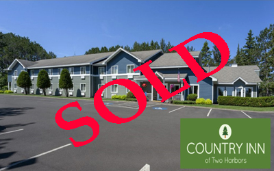 Two Harbors MN Country Inn Exterior SOLD 2